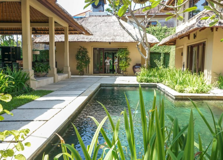 Luxury Gardens at Kayumanis Sanur Private Villa and Spa Treatments in Bali
