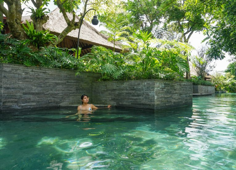 Luxury Pool Villas at HOSHINOYA Bali Ubud Resort
