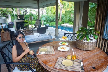 Luxury Pool Villas at Kayumanis Sanur. Where to Stay in Bali?