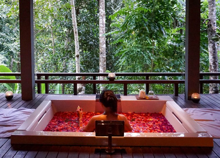 Spa Balinese Massage Luxury Pool Villas at HOSHINOYA Bali Ubud Resort (20)