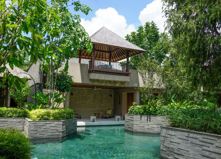 The Bulan Pool Villa Suite Luxury Pool Villas at HOSHINOYA Bali Ubud Resort