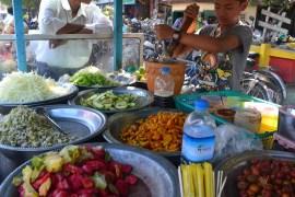 Burmese Papaya Salad, Top 10 Burmese Food, Eating Myanmar, Burma