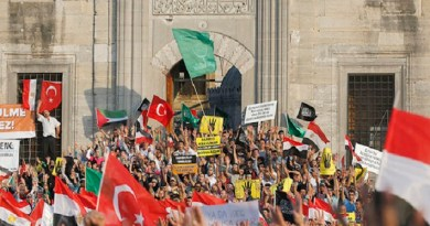 LLL - Live and Let Live - The Muslim Brotherhood have intensions to establish art production company in Turkey
