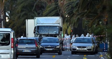 LLL - Live and Let Live - ISIS claims responsibility for the Nice attack – at least 84 people dead, 150 injured