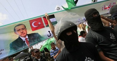 LLL - Live and Let Live - A Palestinian analyst: Turkey provides sizable funding for Hamas