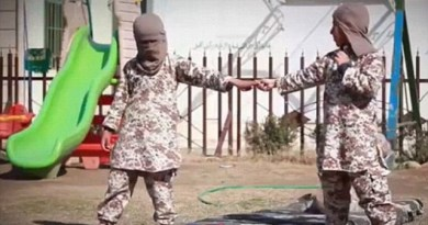 LLL - Live and Let Live - ISIS is training children of foreign fighters including 50 British youngsters to become next generation of terrorists