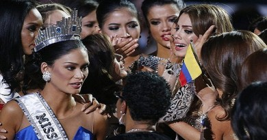 LLL - Live and Let Live - ISIS call for an attack on the Miss Universe contest in the Philippines