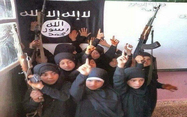 LLL - Live and Let Live - ISIS rents a building in Turkey capital Ankara to train children and youth recruits