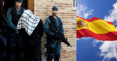 LLL - Live and Let Live - Terror alert: Spanish now terrorists 2nd language as ISIS targets Spain for next attack
