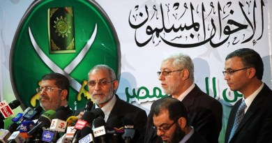 LLL - Live and Let Live - Media reports concerning defection of Mahmoud Ezzat from the Muslim Brotherhood organization