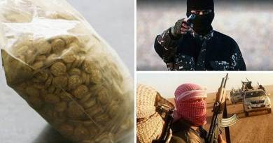 LLL - Live and Let Live - ISIS cells in Saudi Arabia are financing the organization from drug trafficking