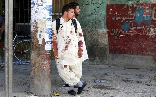 LLL - Live and Let Live - ISIS claims responsibility for Kabul mosque attack – at least 18 people dead
