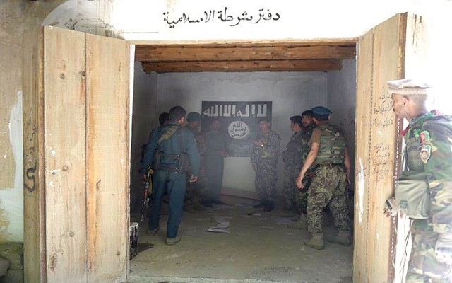 LLL - Live and Let Live - Militants loyal to ISIS kill civilians, torch houses in Nangarhar
