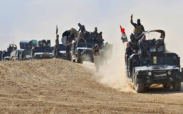 LLL - Live and Let Live - ISIS killed 40 people, kidnapped 550 families around Mosul