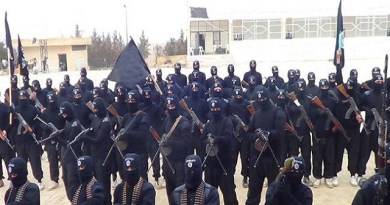LLL - Live and Let Live - Islamic State threatens to attack Damascus, impose Sharia law