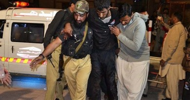 LLL - Live and Let Live - ISIS claims responsibility for deadly Pakistan Academy attack