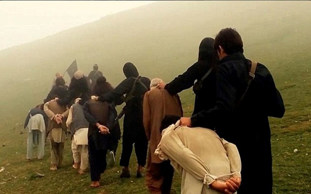 LLL - Live and Let Live - ISIS militants kill 23 civilian hostages in Western Afghanistan
