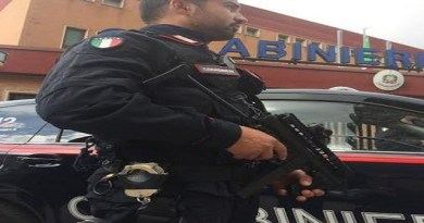 LLL - Live and Let Live - Three terrorist suspects arrested in northern Italy