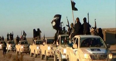 LLL - Live and Let Live - ISIS builds 6 defense lines in Mosul to hinder the attack by government forces