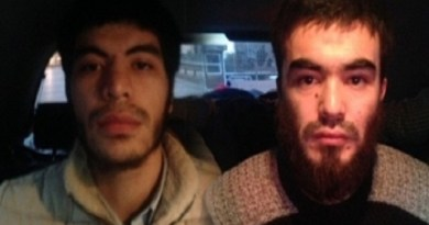 LLL - Live Let Live - Azerbaijani and Uzbekistan suspects detained in Turkey for terrorism - both are listed as suicide bombers in ISIS organization