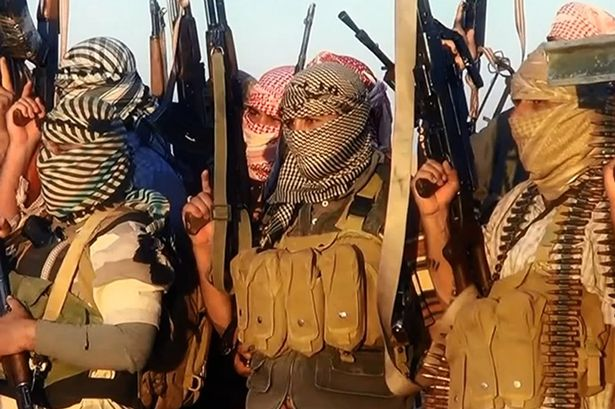 LLL - Live and Let Live - ISIS soldiers who use chemical weapons 'get £4 cash bonus per rocket fired'