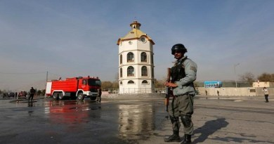 LLL - Live and Let Live - ISIS militants kill four people,11 injured in suicide-bombing attack in Kabul