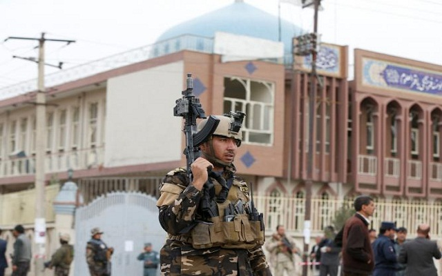 LLL - Live and Let Live - At least 30 people are dead in suicide attack on Afghanistan mosque claimed by ISIS terrorist group