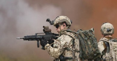 LLL - Live and Let Live - Military intelligence officers discover radical Islamic State terrorist recruits in the German army