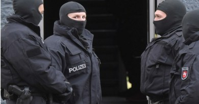 LLL - Live and Let Live - Five terrorist suspects arrested in Germany for aiding the ISIS group