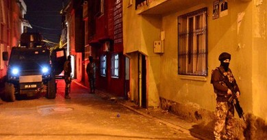 LLL-Live Let Live-40 ISIS suspects detained in anti-terror ops in southern Turkish province Adana