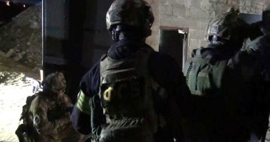 LLL-Live Let Live-ISIS-connected terrorist cell foiled in Dagestan that planned a series attacks in Moscow