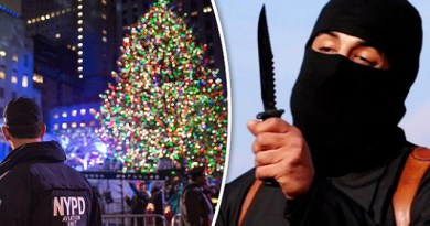 ISIS is spreading Christmas slaughter fear as jihadists call for slasher attacks on nightclub drunks