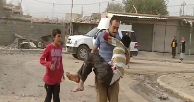LLL-Live Let Live-ISIS mortar attack left 44 people dead and many injured in Mosul