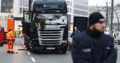 LLL-Live Let Live-The Polish truck driver lost contact with his family hours before Berlin terrorist attack