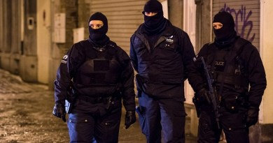 Three people charged with terrorism offenses in Belgium over recruitment terrorists