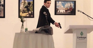 LLL-Live Let Live-Turkey authorities found a letter from the Russian ambassador's assassin