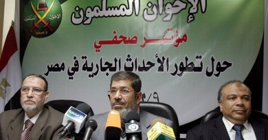 LLL-Live Let Live-Egyptian agencies Brotherhood leaders abroad to fund scheme to spread chaos on January 25th