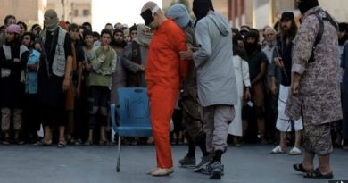 LLL-Live Let Live-ISIS terrorists behead two Syrian soldiers captured during clashes near Raqqa
