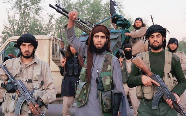 LLL-Live Let Live-ISIS terrorists claim responsibility for killing and wounding 20 Egyptian troops in Sinai