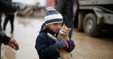 LLL-Live Let Live-ISIS threatens to execute 350,000 children trapped in Mosul if they try to leave the city