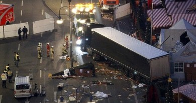 LLL-Live Let Live-ISIS truck killer Anis Amri may have been high on cocaine and ecstasy when he ploughed through a Berlin Christmas market