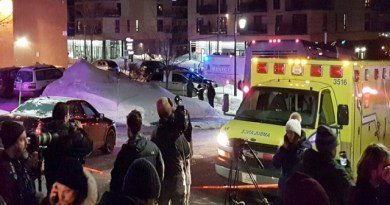 LLL-Live Let Live-The Canadian mosque shooting that left six people dead is a terrorist attack