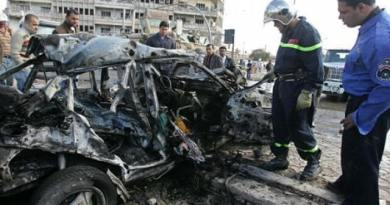 LLL-Live Let Live-Baghdad car bomb attack kills 47, wounding more than 60 people is claimed by Islamic State terrorists