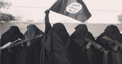 LLL-Live Let Live-British ISIS widows are huge threat for possible terrorist attack in the UK once they return from Syria