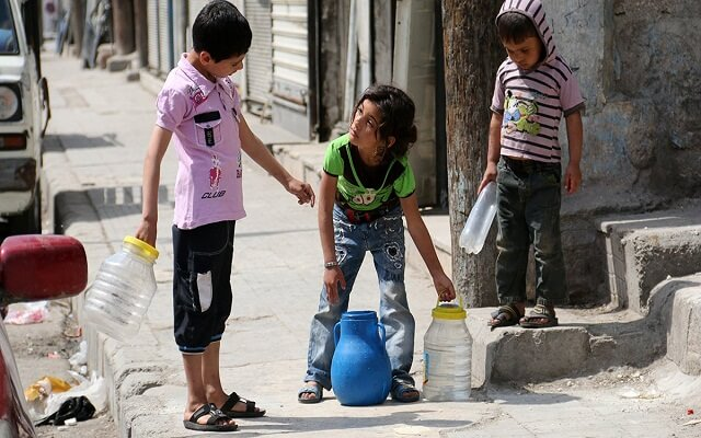 LLL-Live Let Live-ISIS cuts off water to Aleppo again after month-long outage