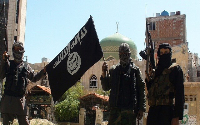 LLL-Live Let Live-ISIS suicide bombers strike as final battle for jihadi stronghold begins