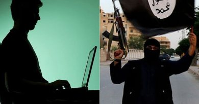 LLL-Live Let Live-ISIS supporter hacks NHS website to show world 'the truth' about Syria conflict