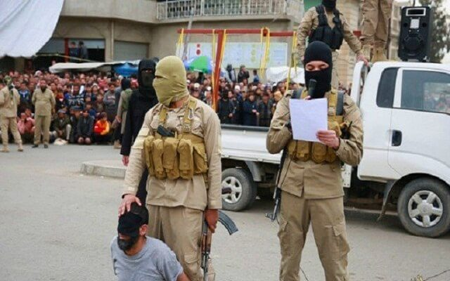 LLL-Live Let Live-Islamic State terrorists execute 5 civilians on charges of spying in Hawija