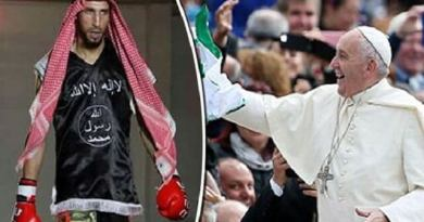 LLL-Live Let Live-Moroccan ISIS-linked kickboxer plotted to attack Vatican
