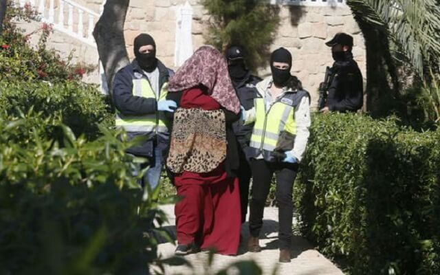 LLL-Live Let Live-Muslim radicalisation of youths in Spain is rapidly growing